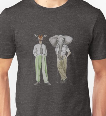 Unusual Outing Unisex T-Shirt