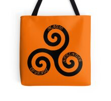 Strength Courage and Magic Tote Bag