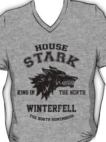 Team Robb Stark (Black) T-Shirt