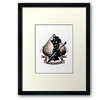 Lemmy Forever Framed Print