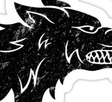 Team Stark 2 (Black) Sticker