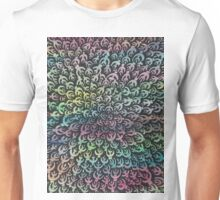 Zentangle®-Inspired Art - ZIA 43 Unisex T-Shirt