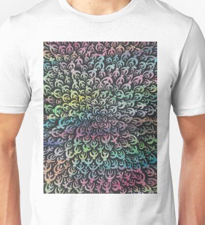 Zentangle®-Inspired Art - ZIA 43 Unisex T-Shirt