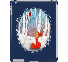 The Cardinal and The Fox iPad Case/Skin