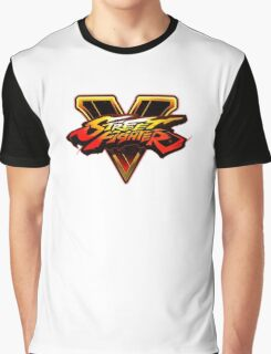 Street Fighter V  Graphic T-Shirt
