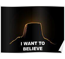 Believe '77 Poster