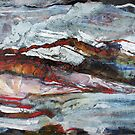 Rock and Stone No1 by Richard Sunderland