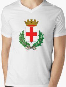 Coat of Arms of Milan  Mens V-Neck T-Shirt