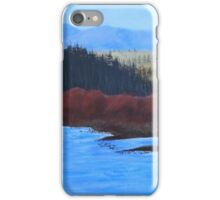 Big Hole River At East Bank iPhone Case/Skin