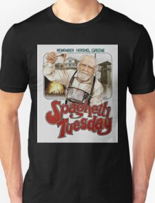 Spaghetti Tuesday - The Walking Dead Unisex T-Shirt
