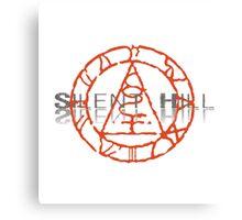 Silent Hill: Seal of Metatron Canvas Print