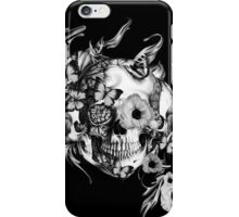 Blowing Smoke iPhone Case/Skin