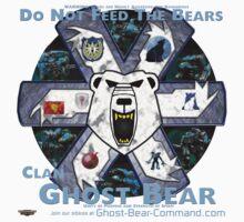 Clan Ghost Bear Recruitment Poster Q2.14 by CGBCoffiNail