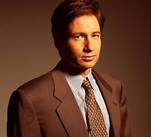 Fox Mulder by forewish