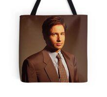 Fox Mulder Tote Bag