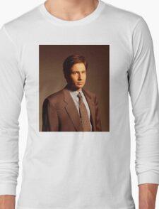 Fox Mulder Long Sleeve T-Shirt