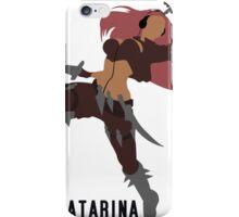 Rock my Katarina iPhone Case/Skin