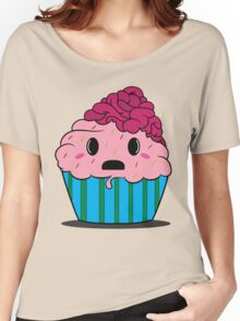 Cupcake brains Women's Relaxed Fit T-Shirt
