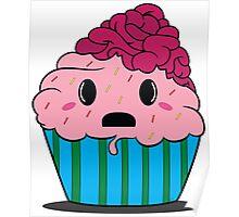 Cupcake brains Poster