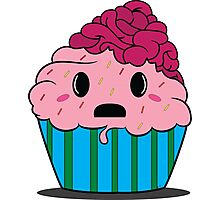 Cupcake brains Photographic Print