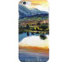 LOUGH MOHER iPhone Case/Skin