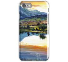 LOUGH MOHER iPhone Case/Skin