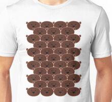 Ours brun  Unisex T-Shirt