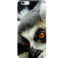 Lonely Lemur iPhone Case/Skin
