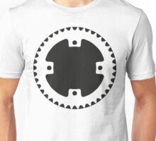Negative Bike Chainring Unisex T-Shirt