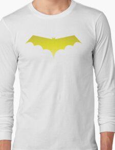 Bat Symbol - Strength of Justice Long Sleeve T-Shirt