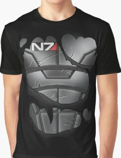 N7 Armor Graphic T-Shirt