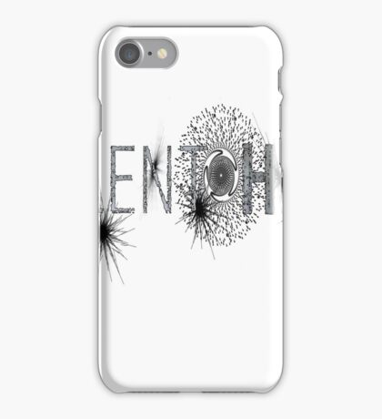 Simple Silent Hill iPhone Case/Skin
