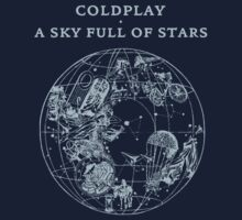 """A Sky Full of Stars"" - Coldplay by Fabble"