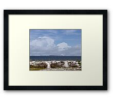Gulf Coast Beauty Framed Print