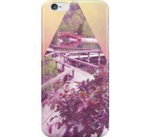 zen bridge mountain iPhone Case/Skin