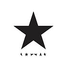 David Bowie BlackStar Tribute by Jack Herer
