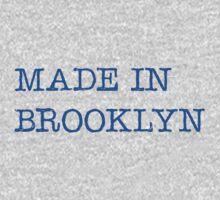 Made in Brooklyn by qindesign