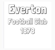 Everton Football Club One Piece - Long Sleeve