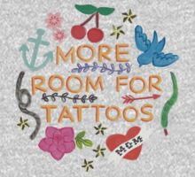 More Room For Tattoos Kids Clothes