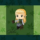 Chibi Gildor by artwaste