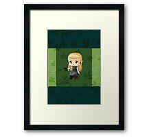 Chibi Gildor Framed Print