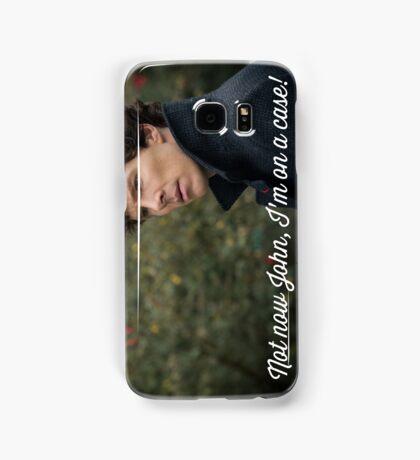 Not now John! Samsung Galaxy Case/Skin