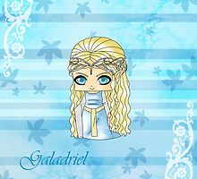 Chibi Galadriel by artwaste