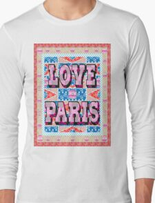 Fashion Country style patchwork gifts. T-Shirt