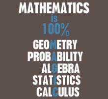 Mathematics One Piece - Short Sleeve