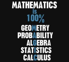 Mathematics Kids Clothes