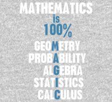 Mathematics Kids Tee