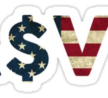 ASAP USA Sticker