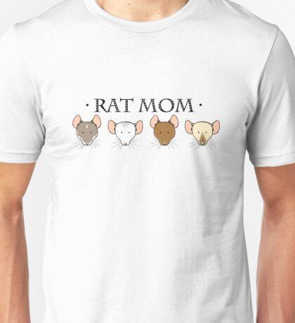 Rat Mom Unisex T-Shirt