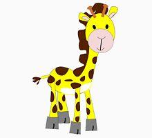 giraffes Womens Fitted T-Shirt